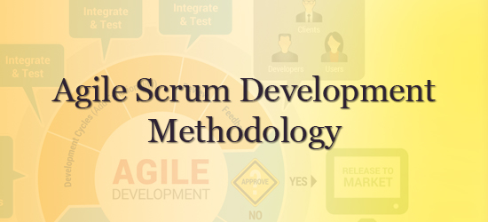 Agile Scrum Development Methodology